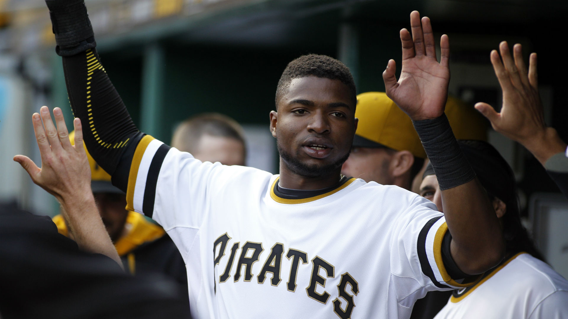 Gregory Polanco Placed on Disabled List; Steven Brault Recalled from Indianapolis