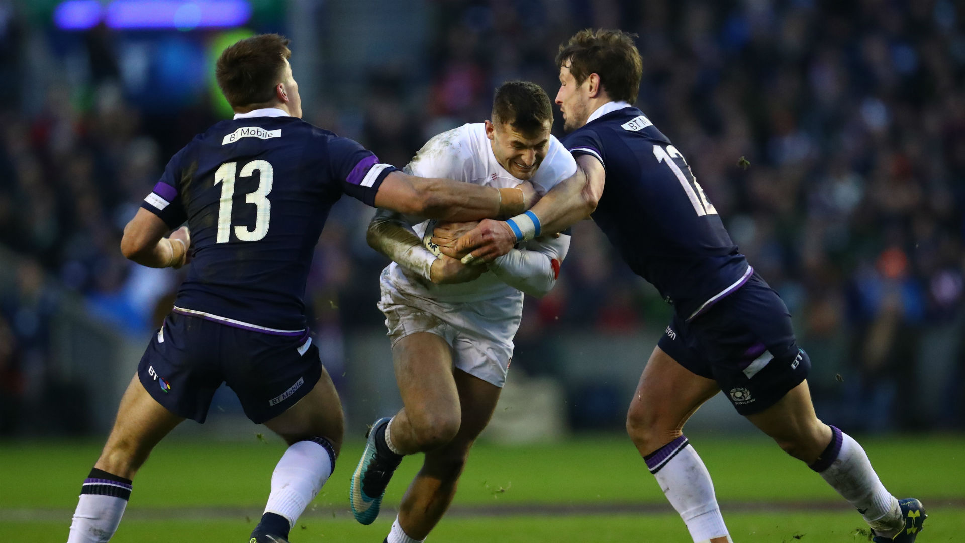 Six Nations: Ireland secure bonus-point win over Scotland