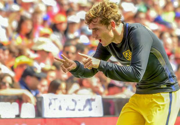 Griezmann determined to be one of best in Spain