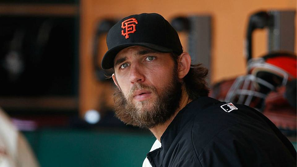 Giants pitcher Madison Bumgarner
