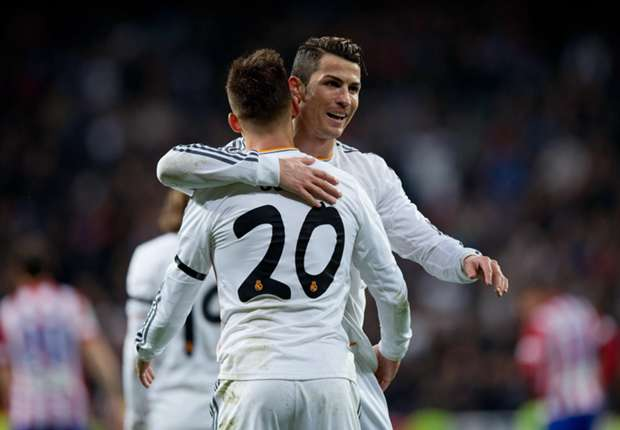 Jese: I learn from Ronaldo every day