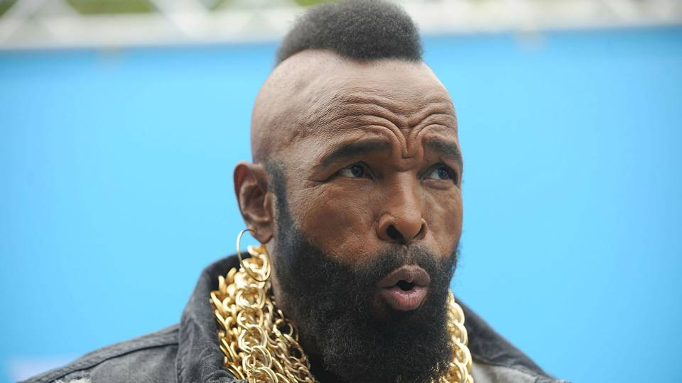 Winter Olympics 2018: Mr. T loves curling and thats all