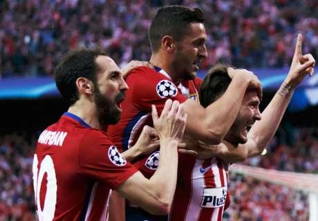 RATINGS: Saul the hero against Bayern