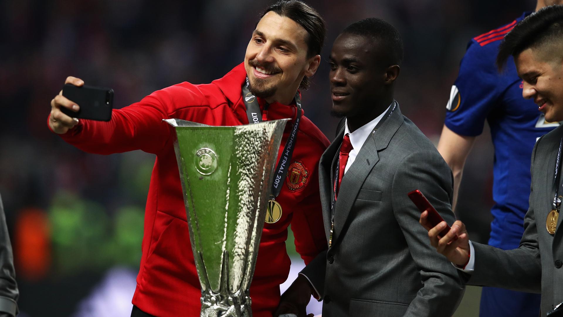 Man. Utd. Beat Ajax 2-0 to Clinch Europa League Trophy