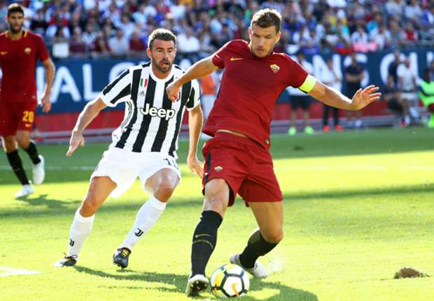 'Serie A will be better this year' - Dzeko praises new Roma signings