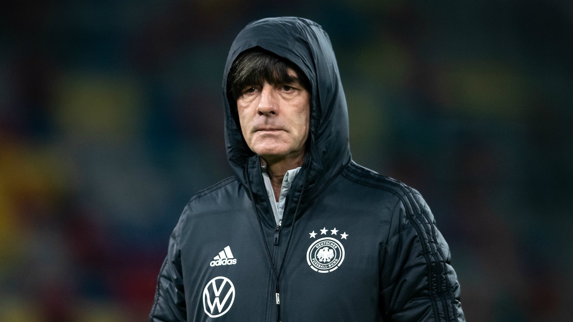 Germany are not among Euro 2020 favourites - Low