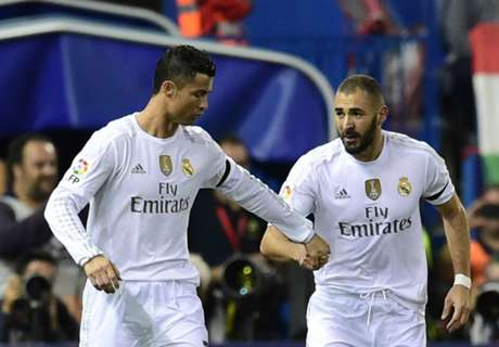 LIVE: Real Madrid - Levante
