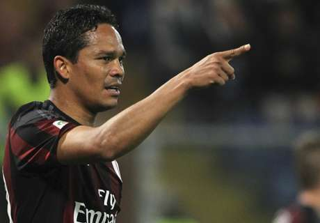 Montella reluctant to lose Bacca
