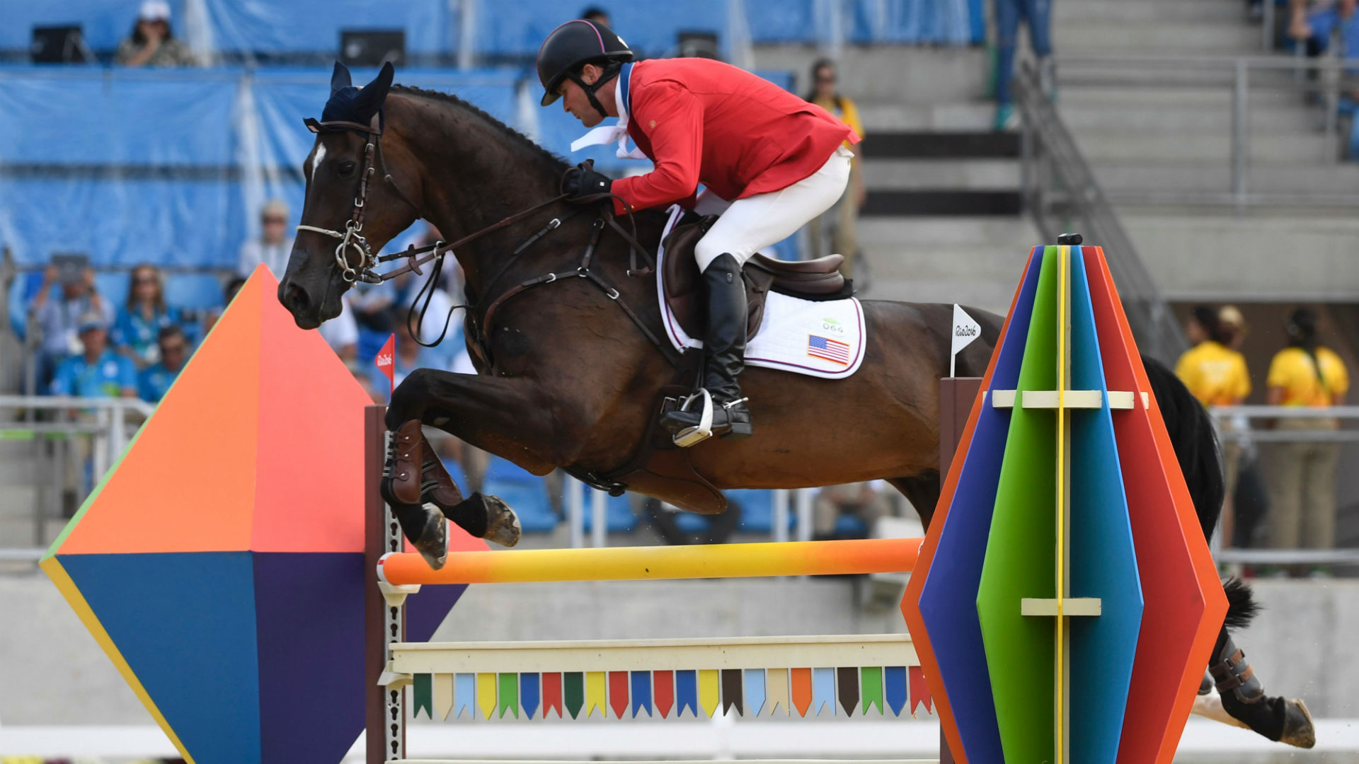Olympics: USA's Dutton Wins Individual Eventing Bronze