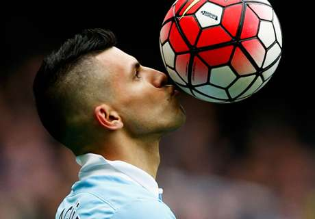 Aguero lauds brother's debut