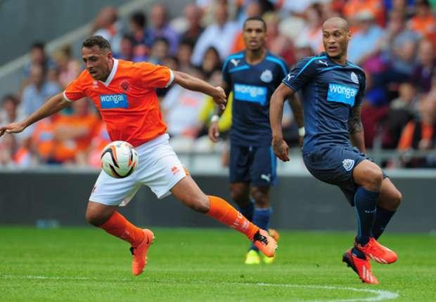 Chopra fined by Blackpool over expletive tweet