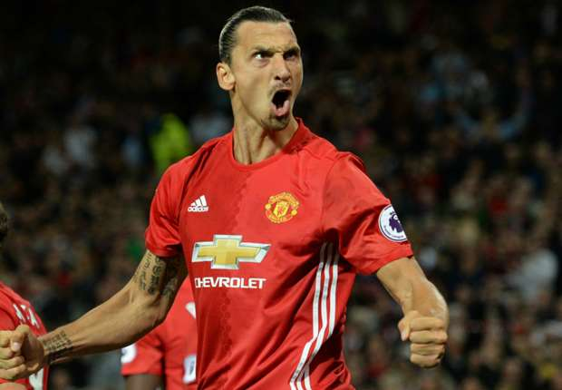 Image result for zlatan ibrahimovic man utd