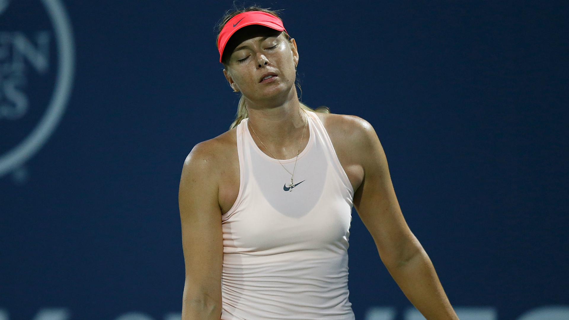 Maria Sharapova pulls out Cincinnati Open with injury