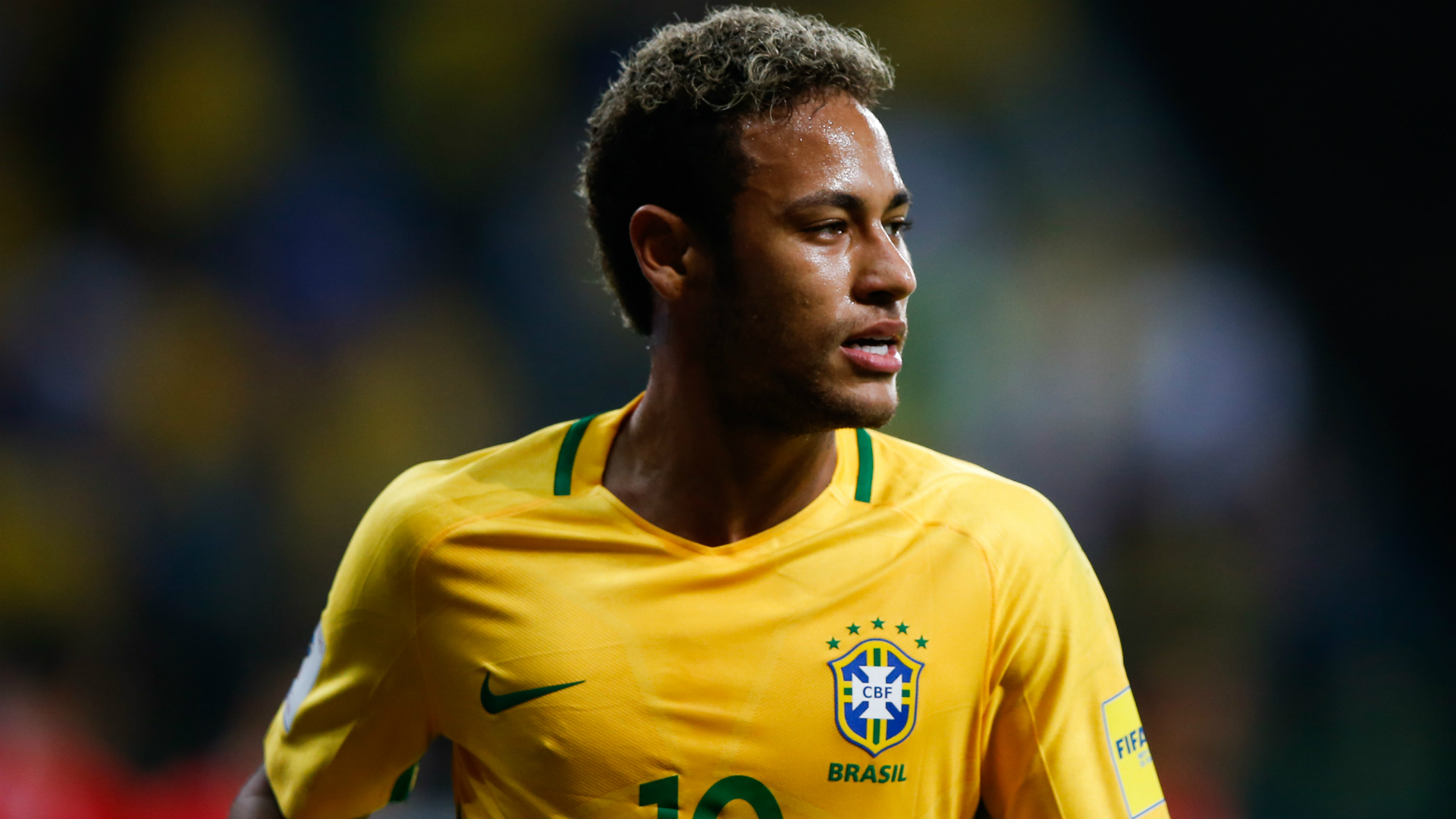neymar brazil targeting world cup at russia 2018