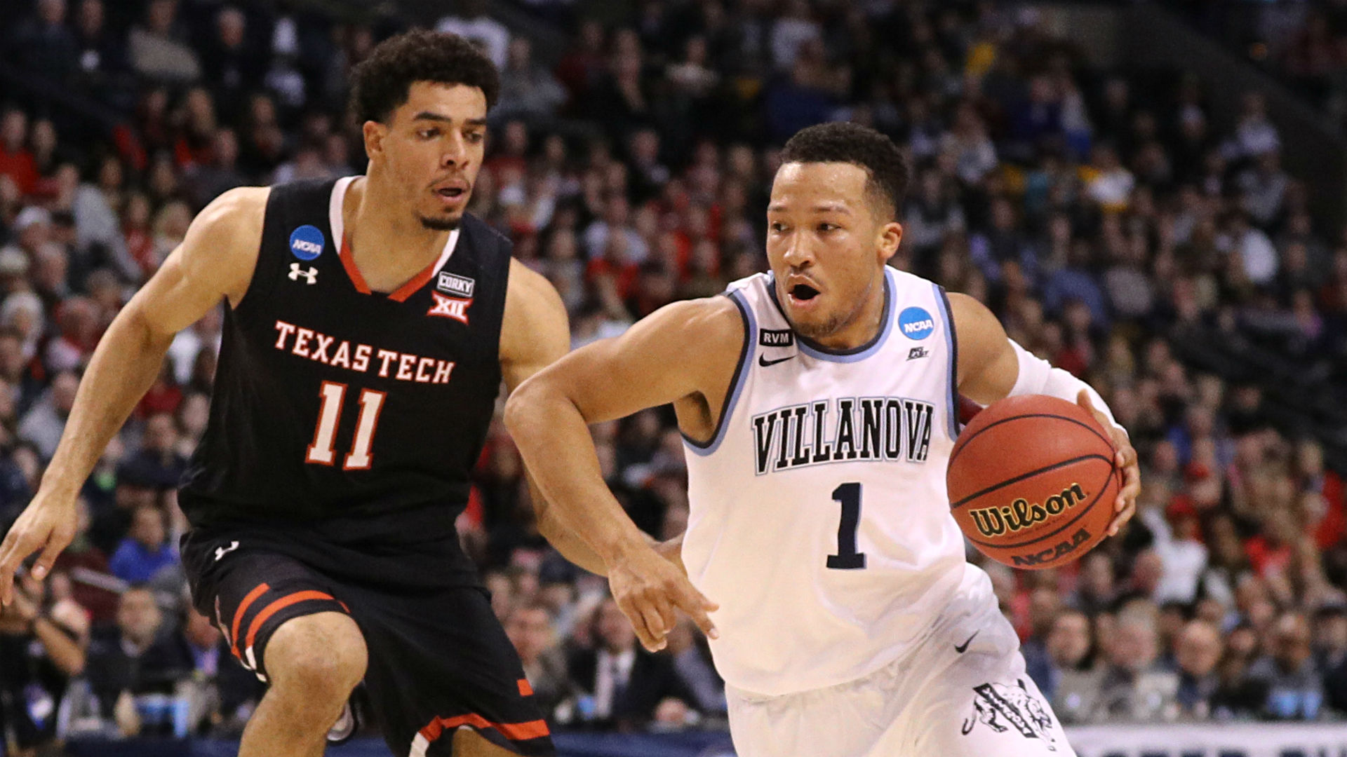 Villanova's Jalen Brunson is AP men's college player of the year