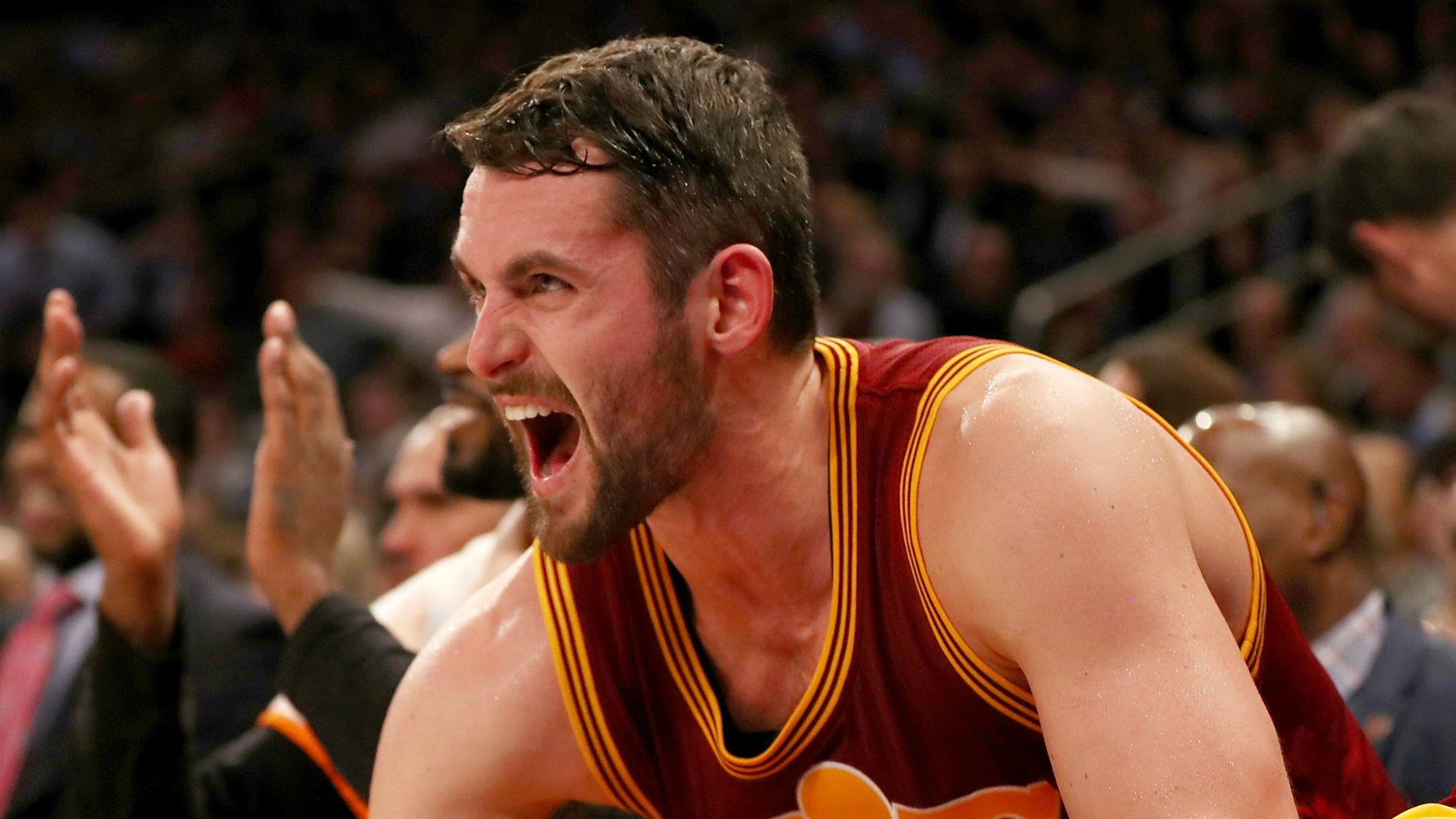 Steve Kerr happy Cavs' Kevin Love is cleared to play