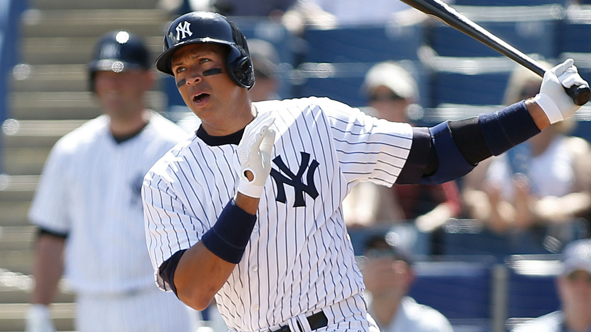A-Rod coy about his 660th home run