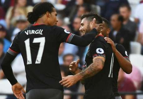 Southampton Benamkan West Ham United