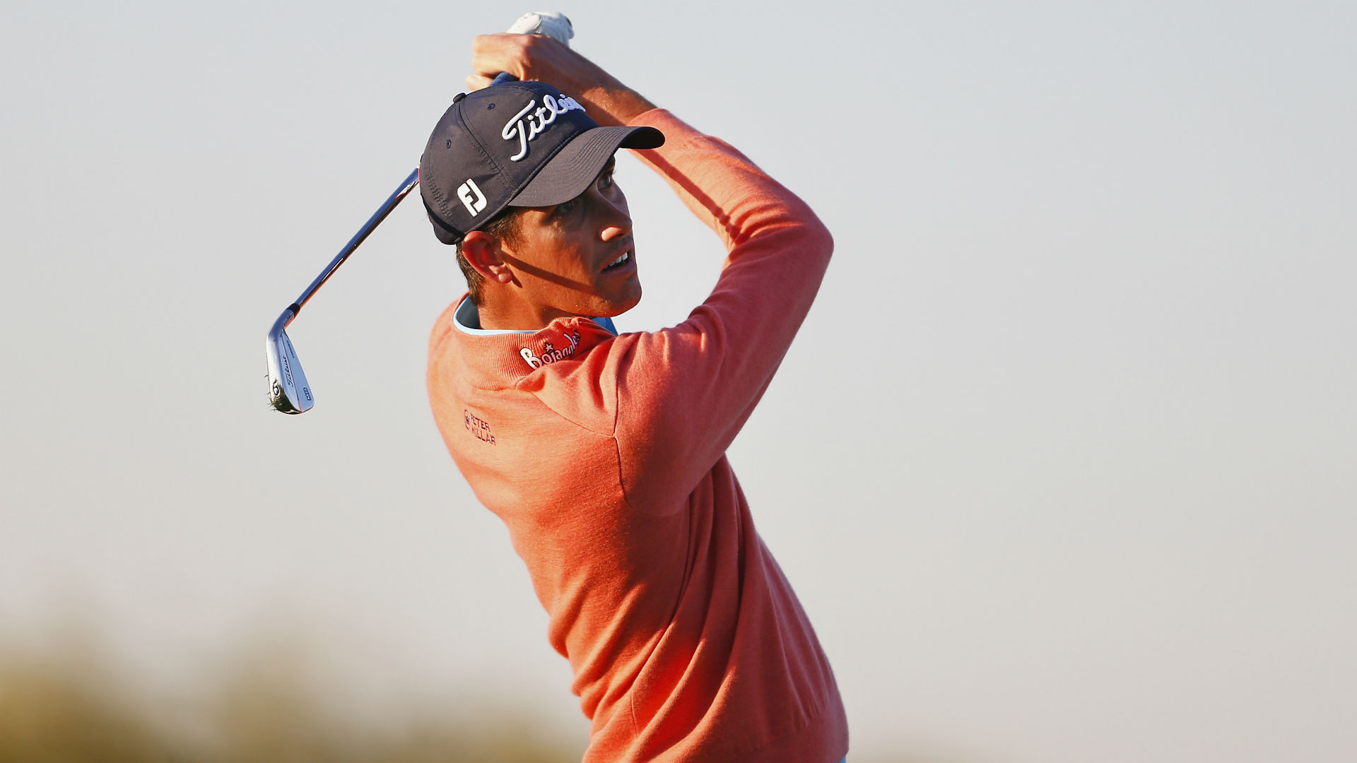 Fowler holds one-shot lead at Phoenix Open