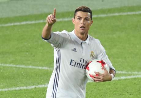 Ronaldo makes CWC history