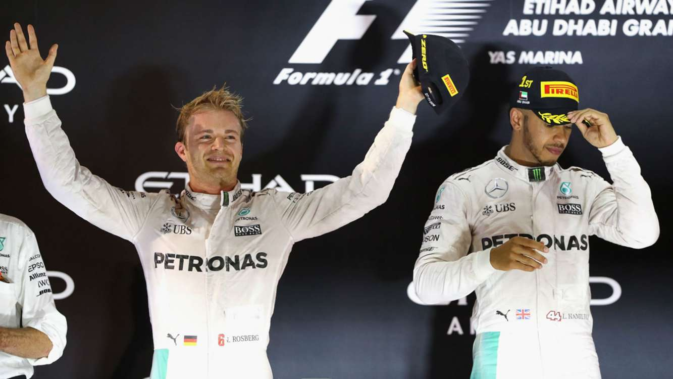 Nico Rosberg reveals details of relationship with Lewis Hamilton