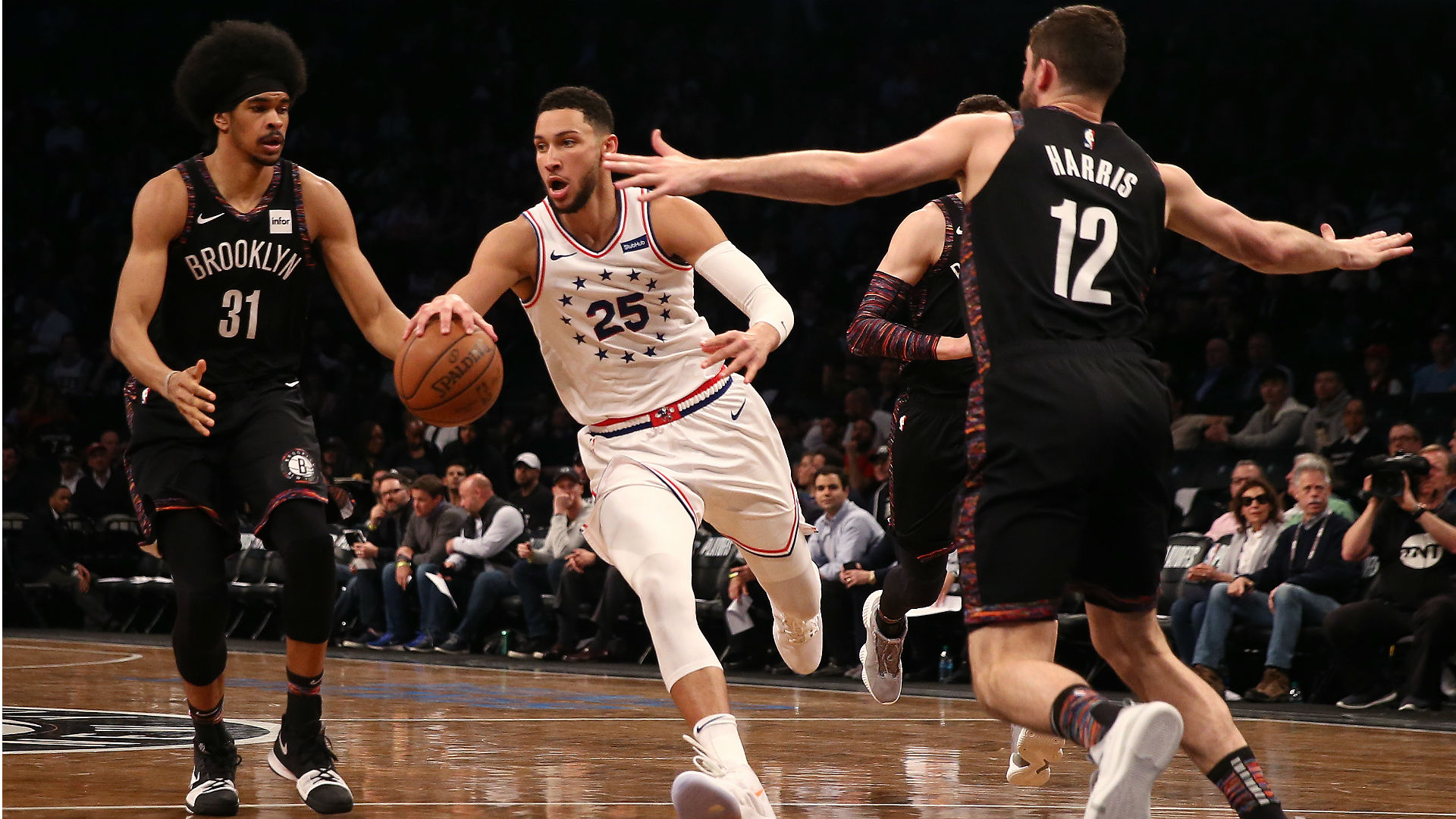NBA playoffs wrap 2019: 76ers win without Joel Embiid; Warriors bounce back in big way vs. Clippers