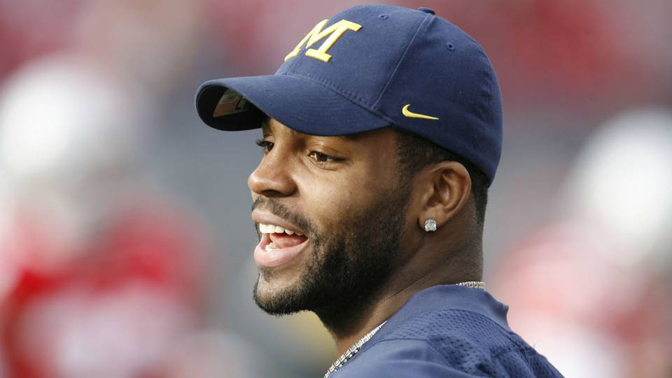 Braylon Edwards Suspended By Big Ten Network After