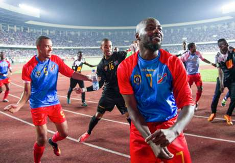 Congo on strike ahead of AFCON