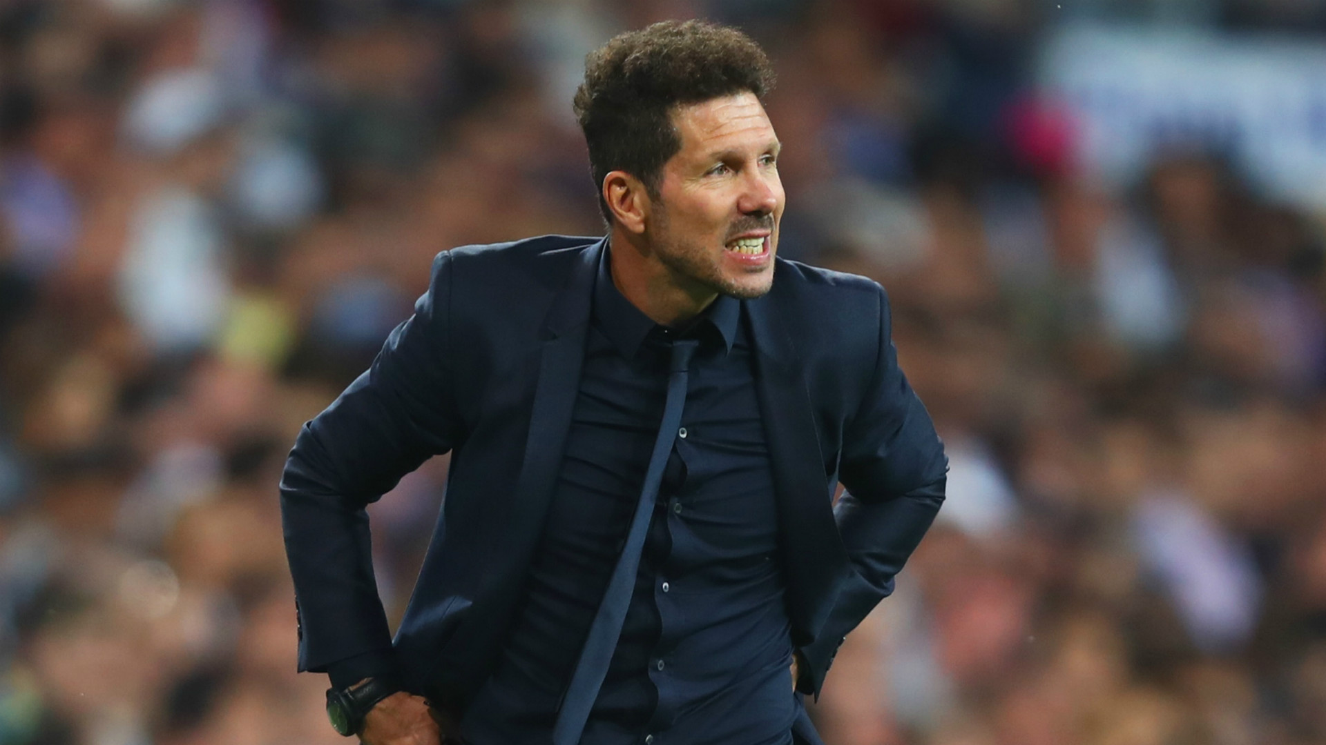 Simeone confirms he will stay as Atletico Madrid manager