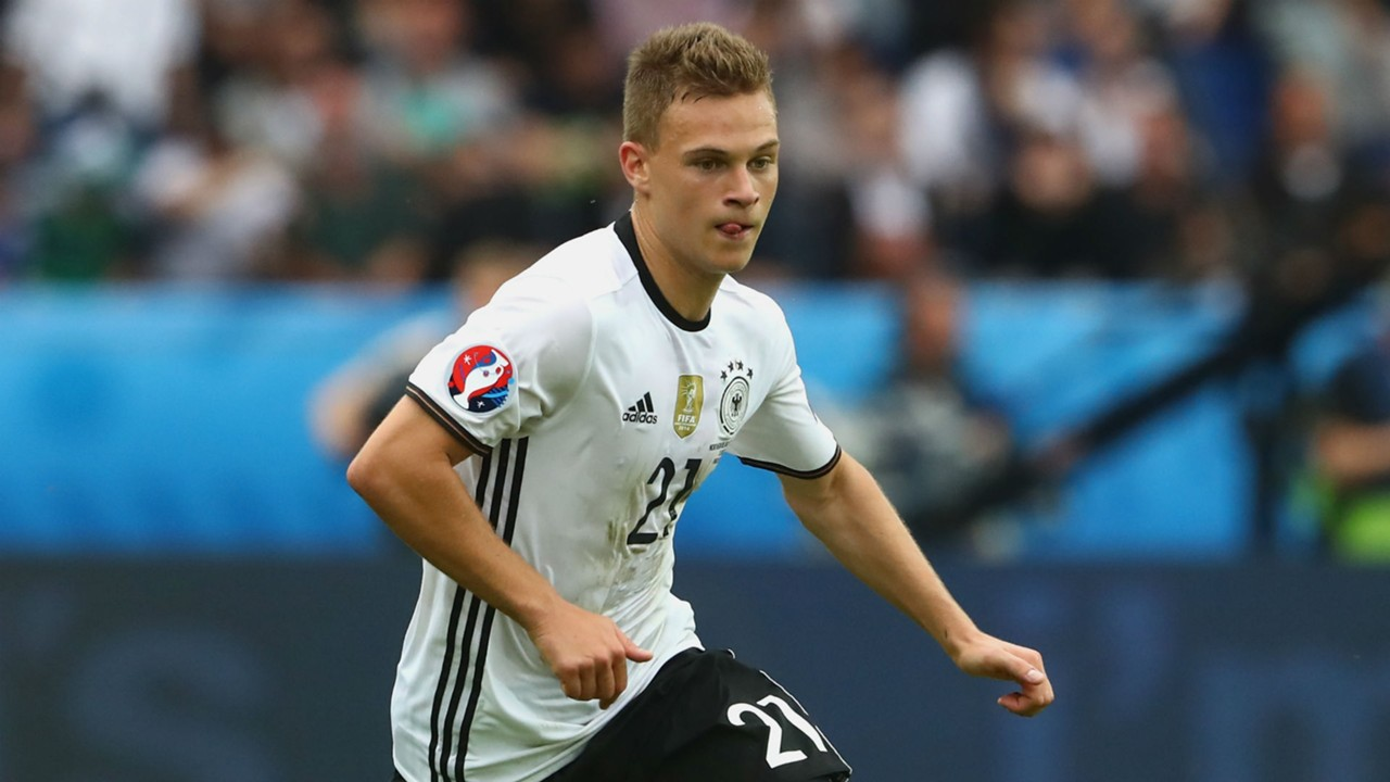 Euro 2016 Howedes lauds Germany replacement Kimmich