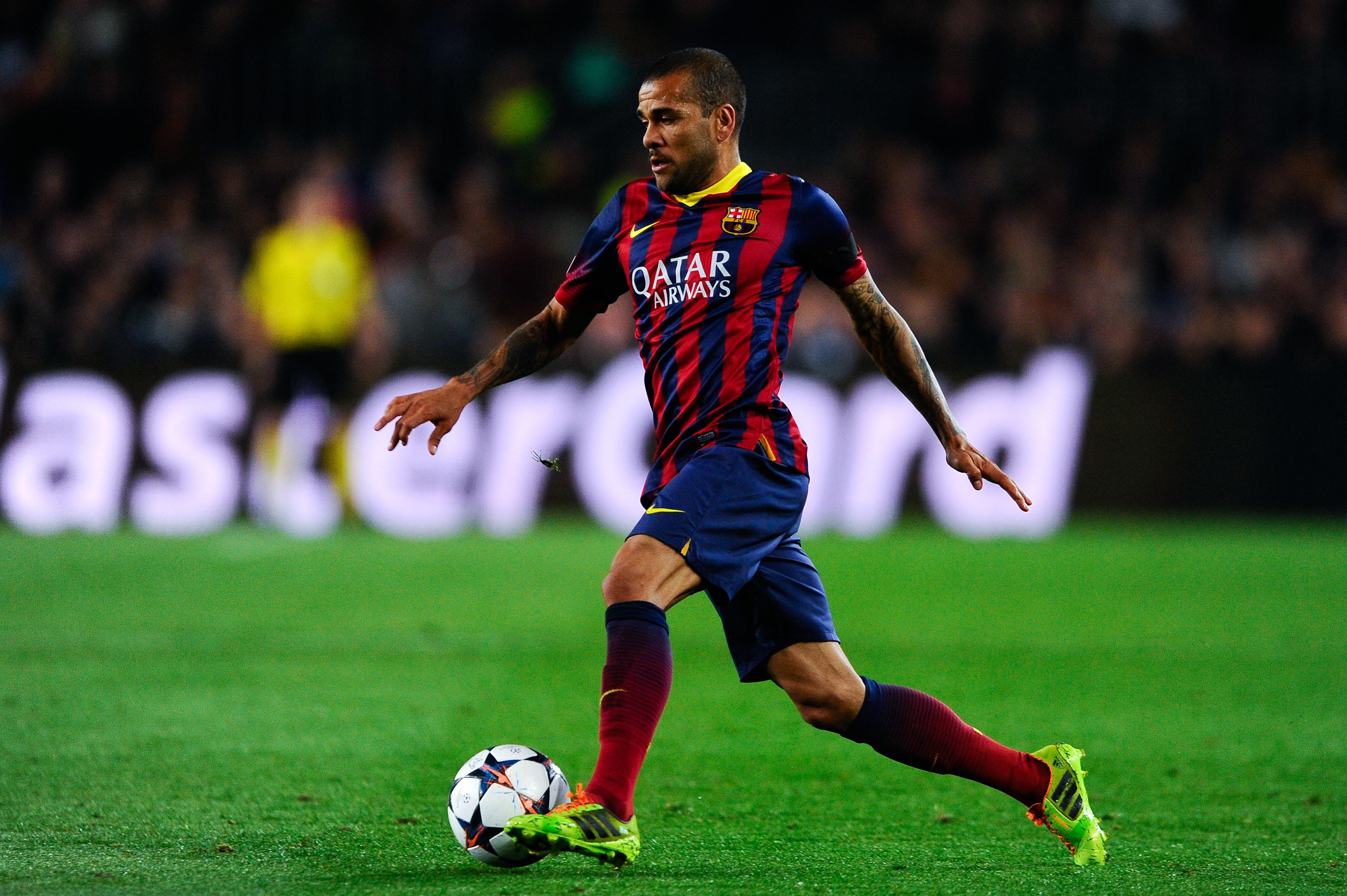 Sport – Inter want Dani Alves