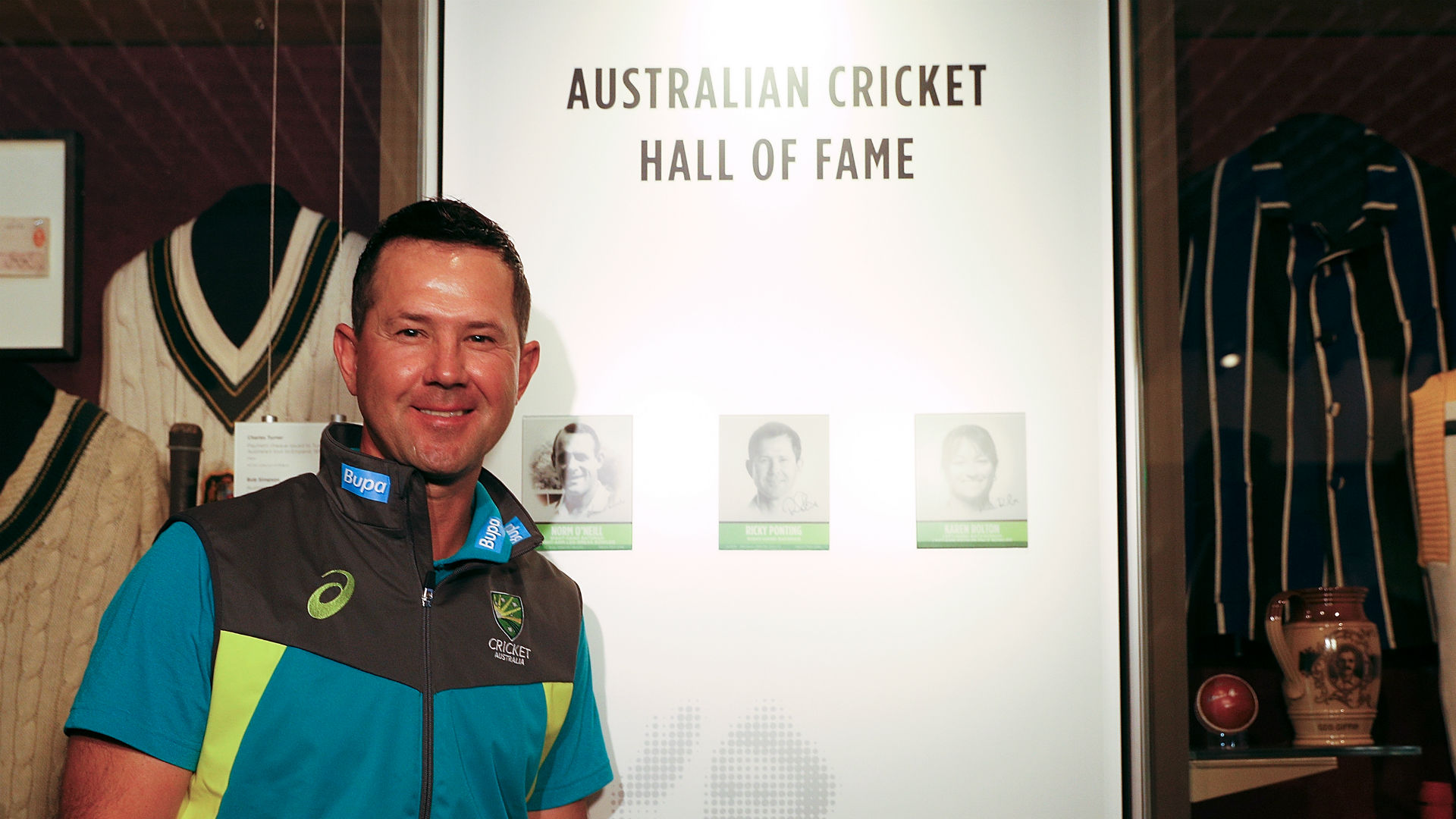 Ponting wants Aussie T20 coaching job