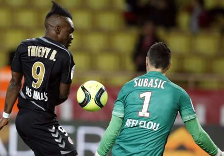 Monaco 2-2 Reims: Host stumbles