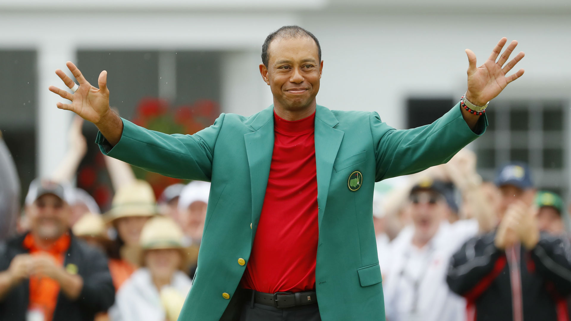 Masters 2019: Can Tiger Woods overhaul Jack Nicklaus' major record?