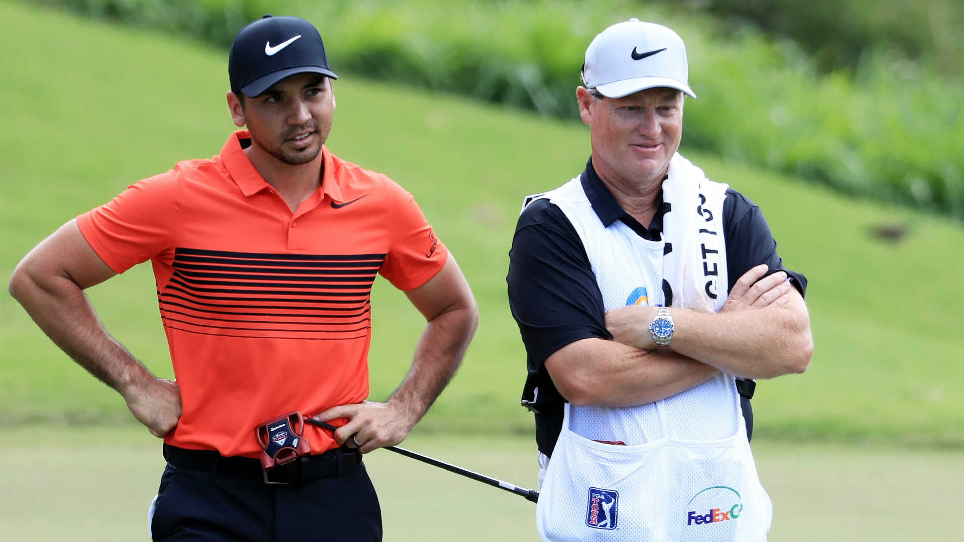 Jason Day in shock split with long-term caddie Col Swatton