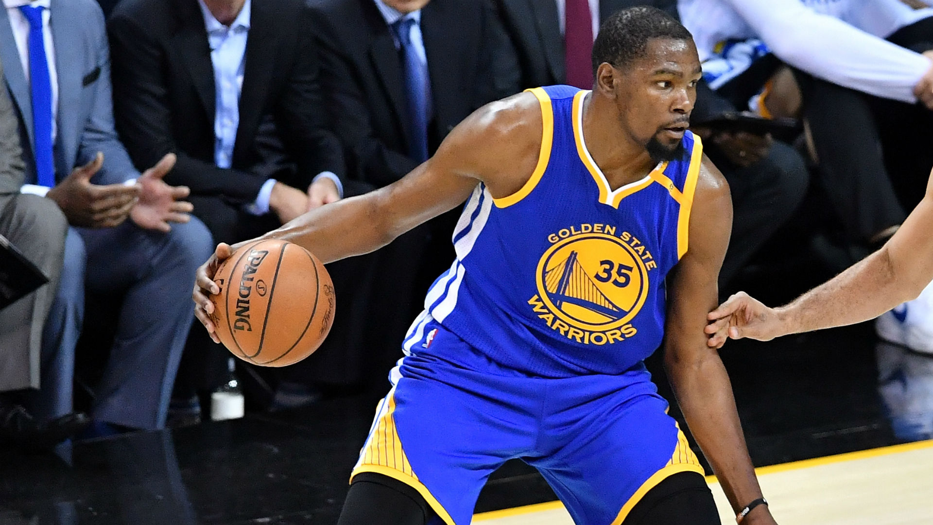 Golden State on the brink of sweep