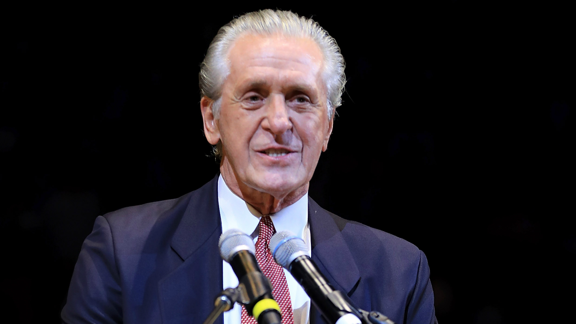 Pat Riley opens up about angry feelings after LeBron left Miami
