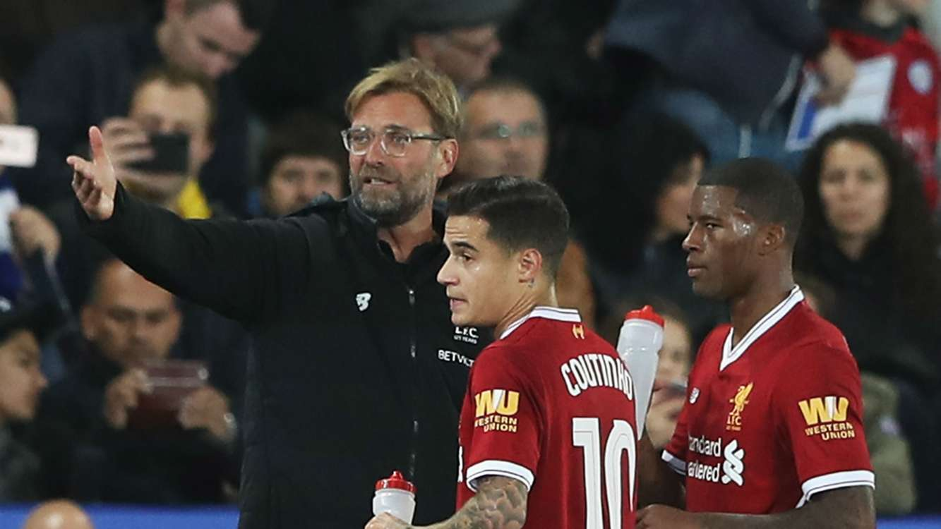 Coutinho withdrawal inspired Leicester to victory, claims Shakespeare