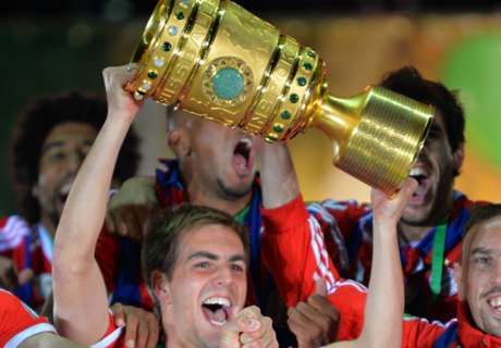DFB-Pokal final to remain in Berlin