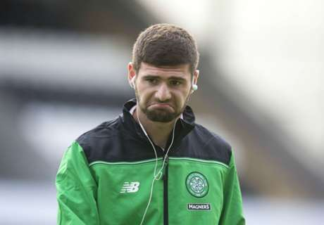 Celtic's Ciftci hit with biting ban