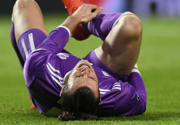Real Madrid confirm Bale operation success