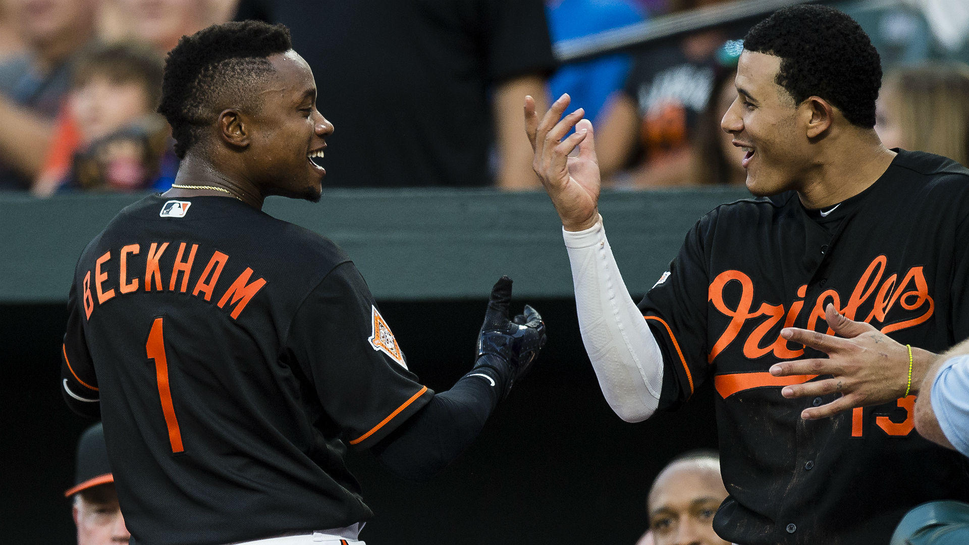 O's to play Machado at SS, Beckham at 3B