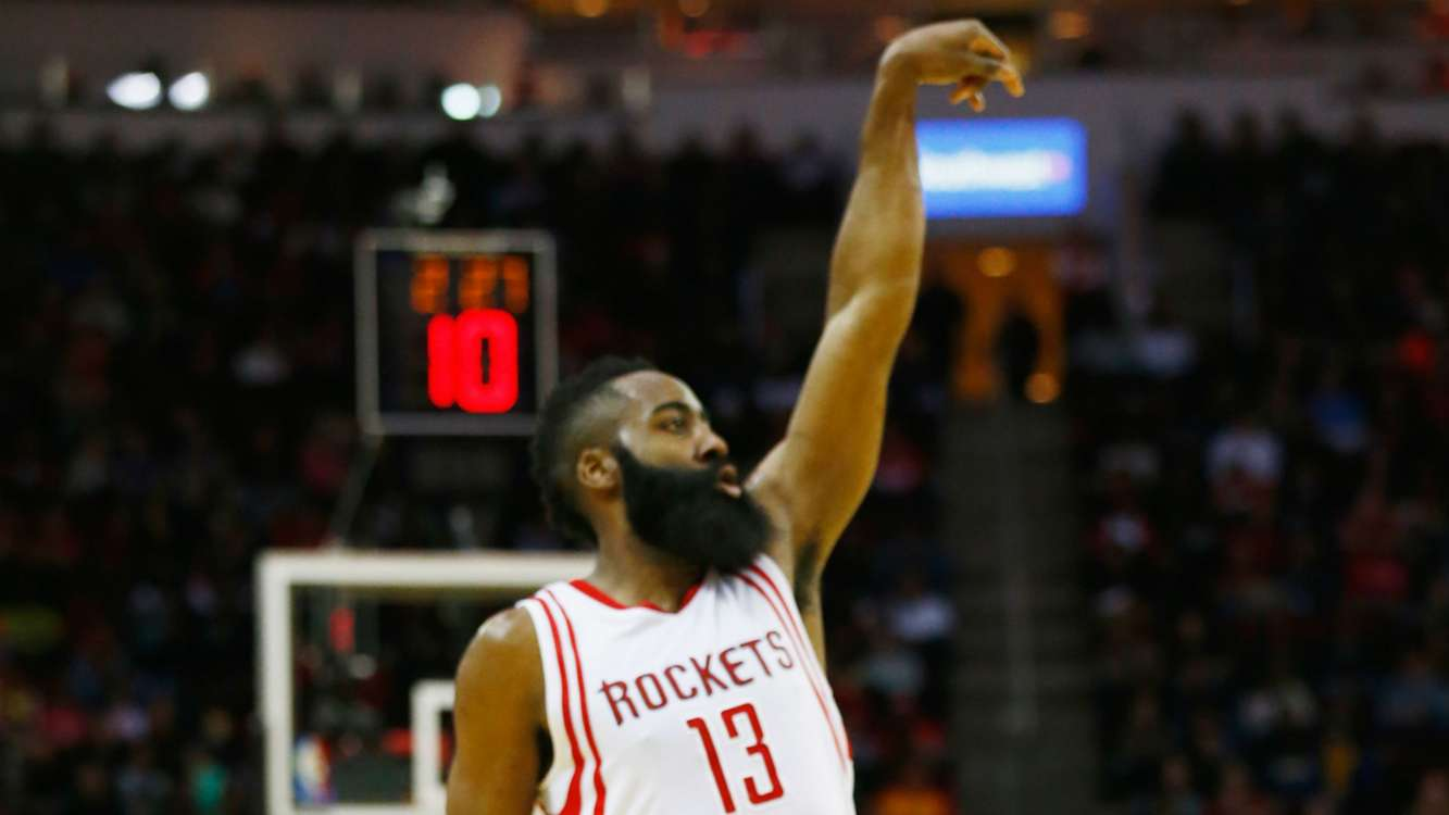 NBA | James Harden new contract with Rockets | SPORTAL
