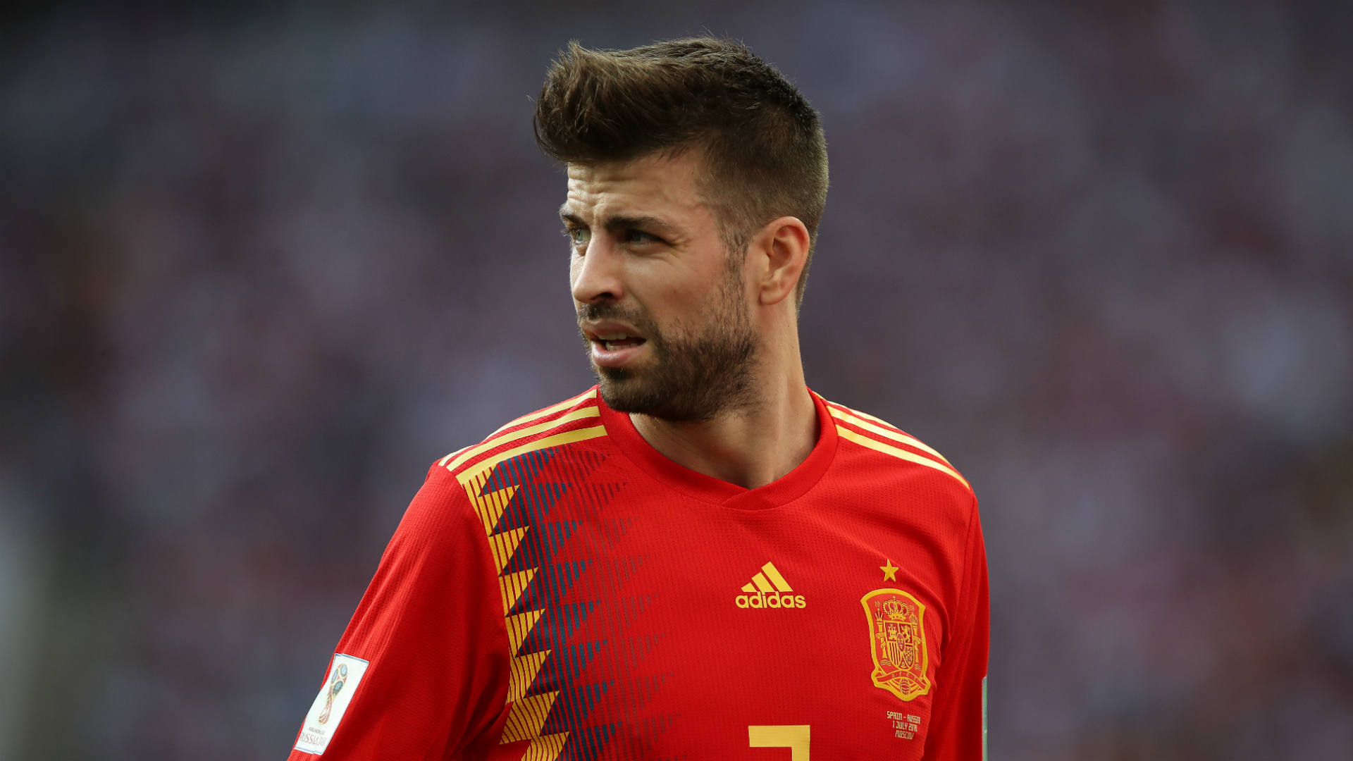 Barcelona's Gerard Pique confirms retirement from worldwide football