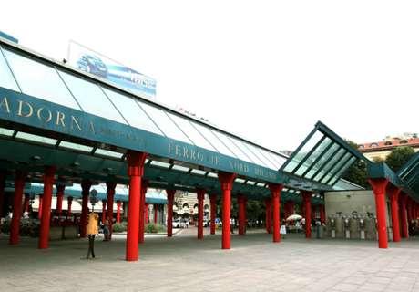 Metrostation in Milaan ontruimd