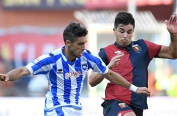 Simeone's son Giovanni scores first Serie A goal