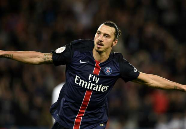Zlatan Ibrahimovic's career brought him to PSG.