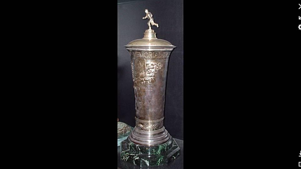 Ed Thorp Memorial Trophy