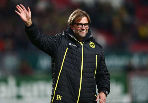 Klopp: I belong at Borussia Dortmund