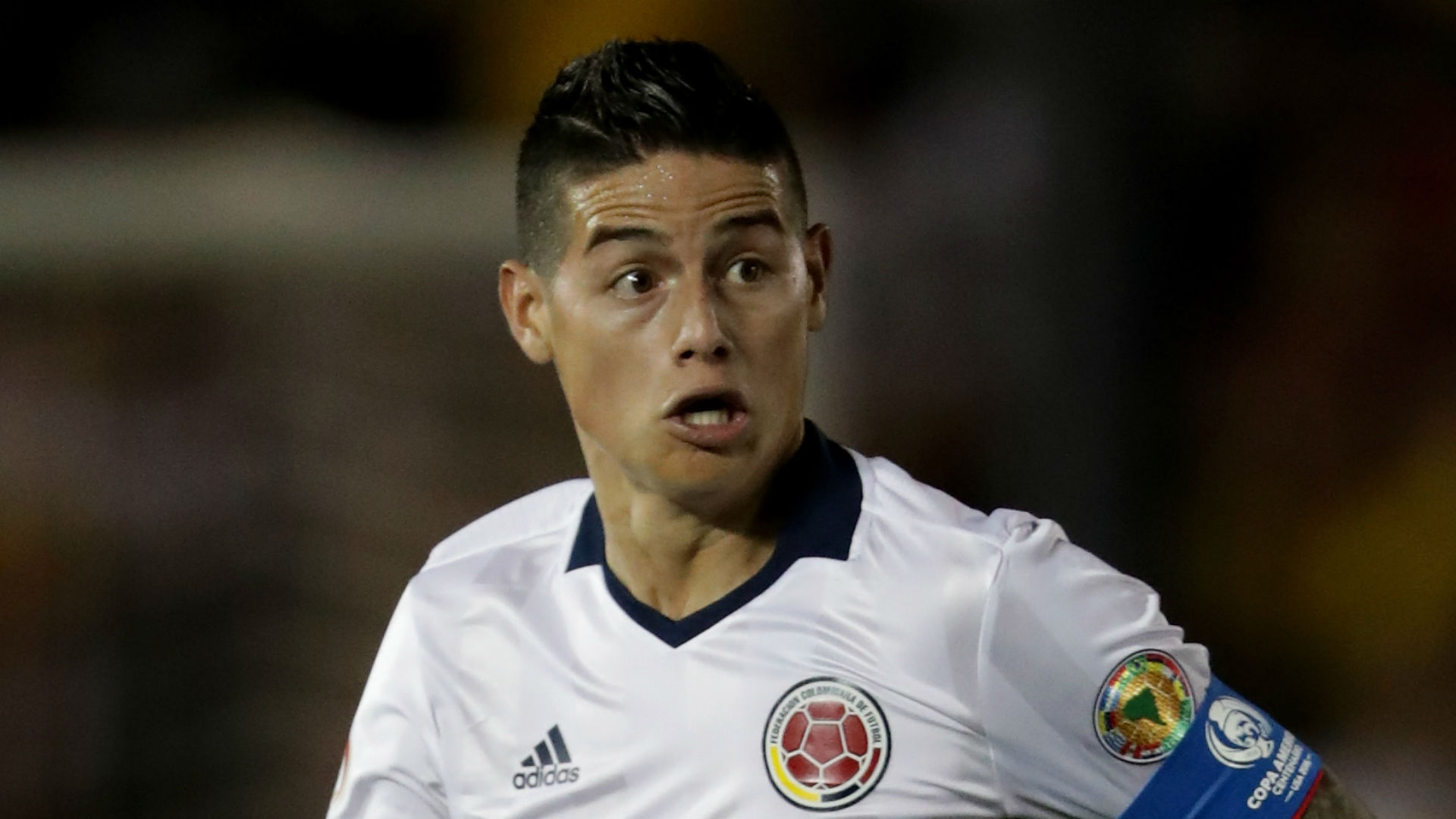 James Rodriguez: Madrid squad size makes Rodriguez situation complicated